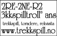 2RE-2NE-R2 3kkspilltroll